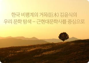 한국 근현대문학사Ⅰ·Ⅱ
